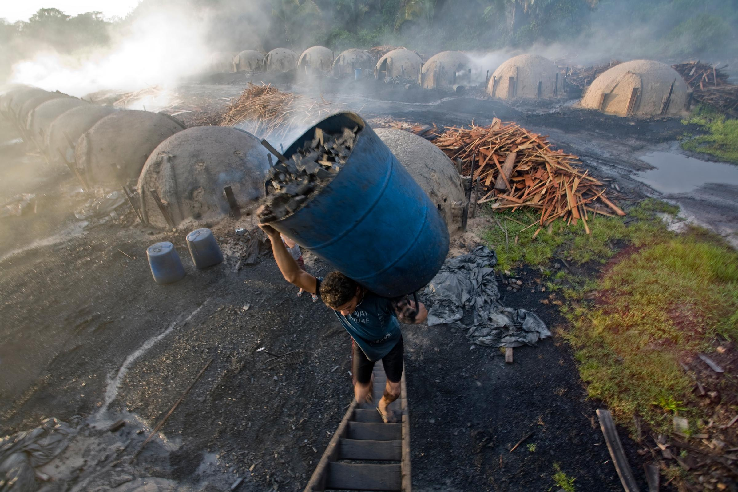 Brazilian charcoal mining linked to modern slavery - Free the Slaves